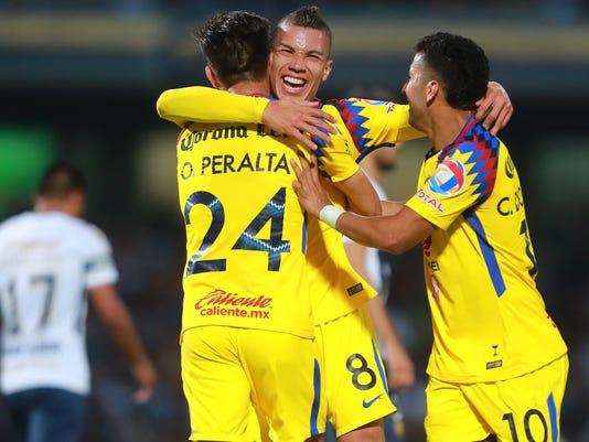 Pumas UNAM v America - Playoffs Torneo Clausura 2018 Liga MX