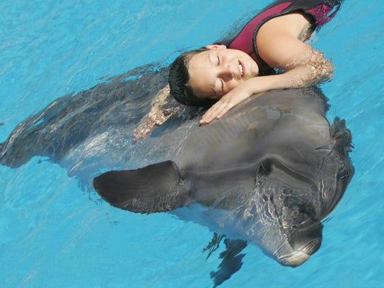 En algunas partes del mundo las terapias con animales