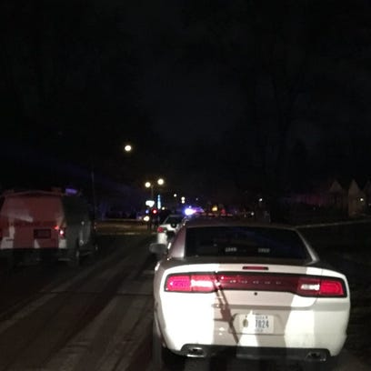 Man found dead in vehicle on north side identified