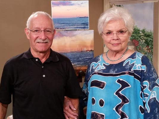 'Painting Journeys' last episode