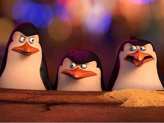 Film Review The Penguins of Madagascar
