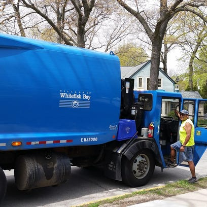 Whitefish Bay proposes automated garbage pickup