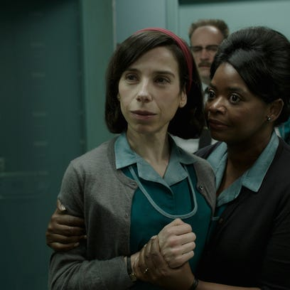 'The Shape of Water,' 'Big Little Lies' top Golden Globe nominations