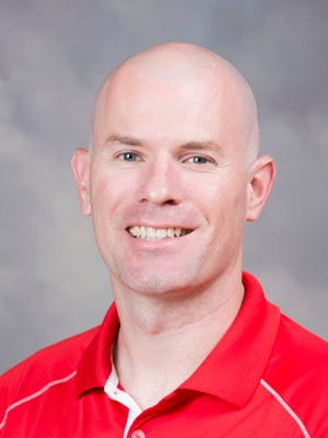 Sean Kiracofe is the new head coach of Northwestern State's volleyball program.