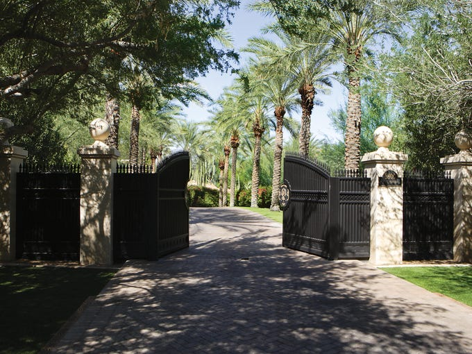 A $35 million Paradise Valley estate is now the most