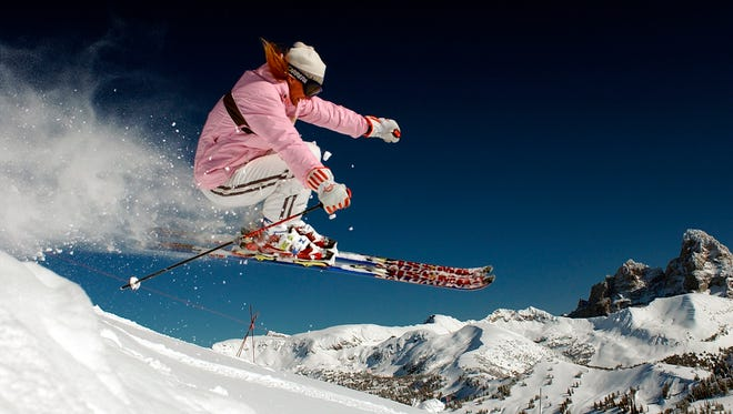 While some ski resorts now resemble winter theme parks, resorts like Grand Targhee in Wyoming still put an emphasis on skiing, old-fashioned lodges and a tradition of families who return year after year.