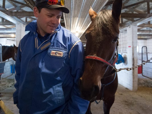 News: Horse Trainer