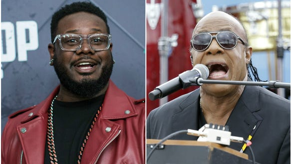 In an episode of Epic Rap Battles of History, T-Pain