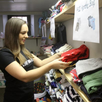 United Way's The Children's Corner gives necessities to local families in need