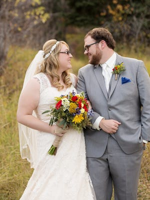 Nykki and Cameron Umphrey were married on Oct. 24.