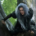 """The fairy-tale-character lineup in """"Into the Woods"""" includes Meryl Streep as the witch."""