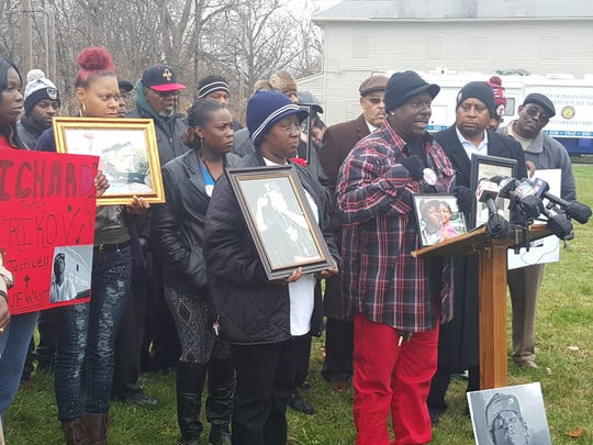 Richard Noel talks about the fatal shooting of his