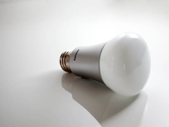Philips Color Changing Bulb