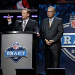 NFL draft blog recap: Rounds 2, 3 a whirlwind of picks