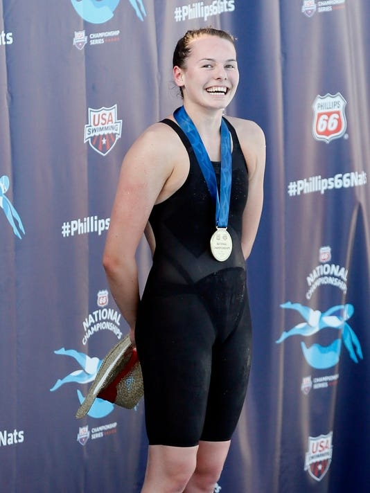 Swimming: Phillips 66 National Championships