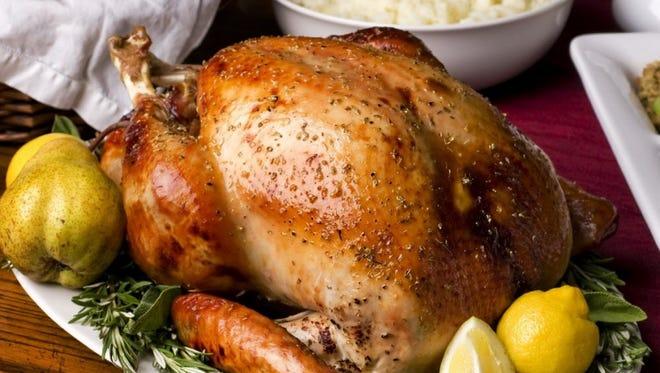 Turkey dinner.