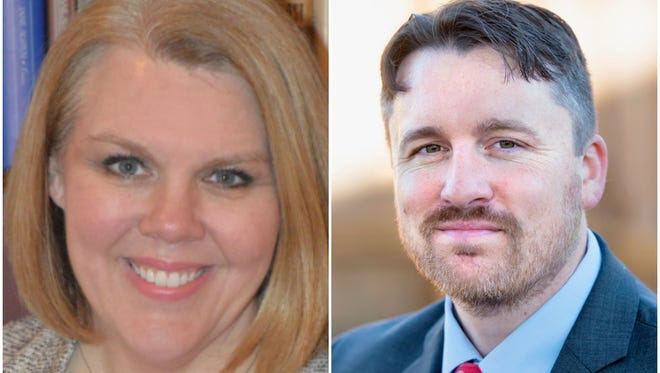Monica Timmerman and Mick Wright are vying for the District 3 seat on the Shelby County Commission