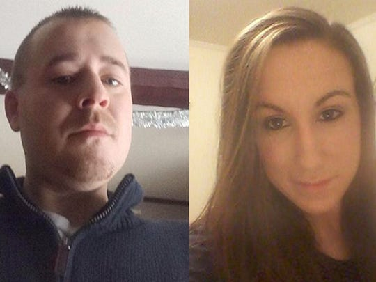 Eric Williams, 35, and Bonnie Royer, 26, were murdered by David W. Marble Jr. on Christmas Day 2015.