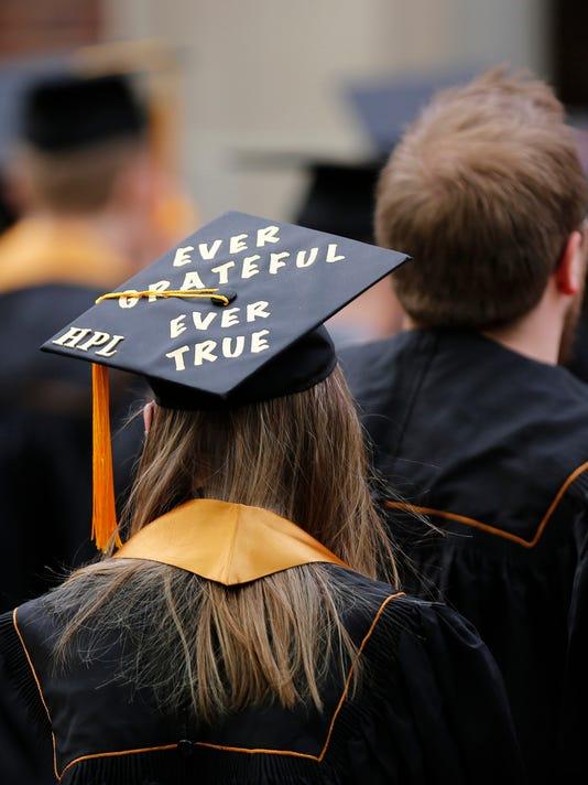 LAF Purdue graduation