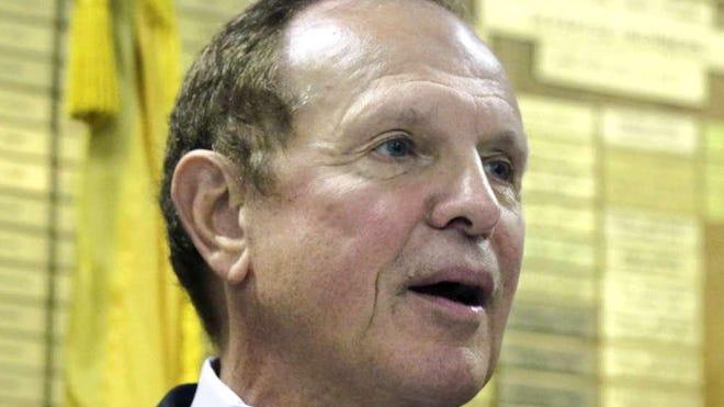 State Sen. Raymond Lesniak, D-Union.