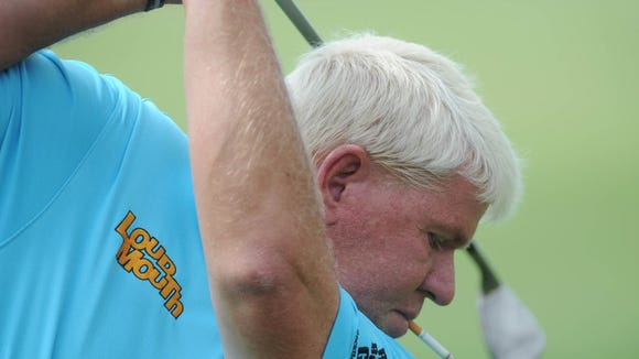 John Daly just showed why he's one of the most naturally talented golfers of all time