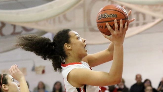Four-year starter Janeea' Summers looks to lead Bound Brook a step further after going to the NJSIAA Group I final last season