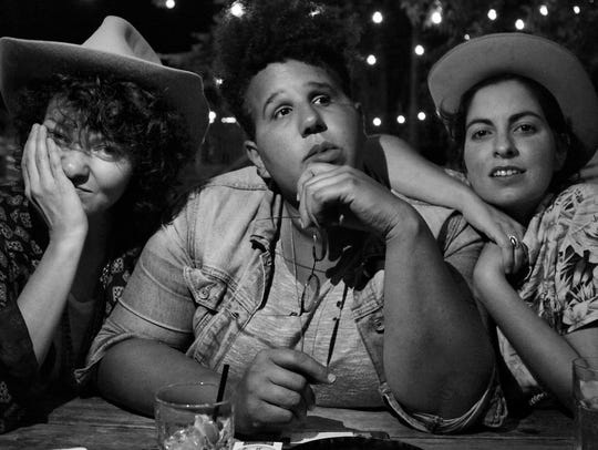 Jesse Lafser, Brittany Howard and Becca Mancari are
