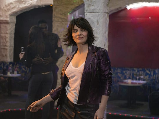 "Juliette Binoche stars in ""Let the Sunshine In,"" playing at Small Star Art House."