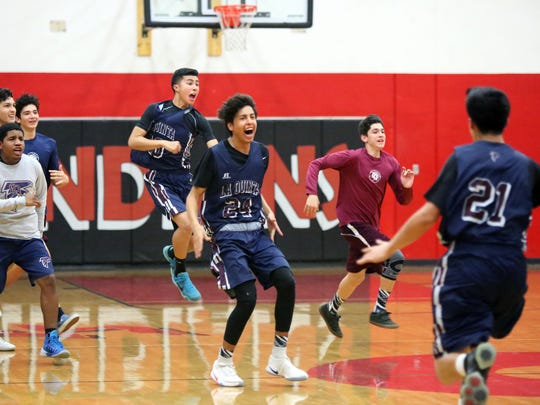 The La Quinta boys' basketball team won their second DVL title in three years last season, but repeating will be a tough task. No team has done so since Palm Springs won four consecutive titles from 2009-2013.