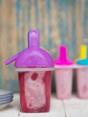 "Find this hibiscus popsicles recipe in ""Cooking with"