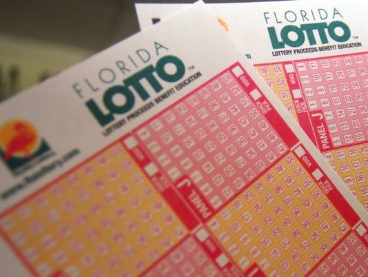Florida Lottery tickets