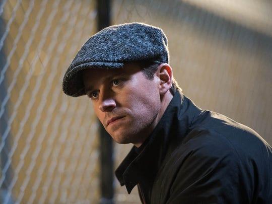 American Armie Hammer plays a Russian in 'U.N.C.L.E.'