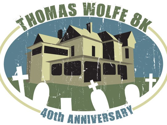 The Thomas Wolfe 8K race in Asheville celebrates its