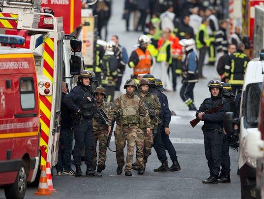 AP FRANCE PARIS ATTACKS I FRA