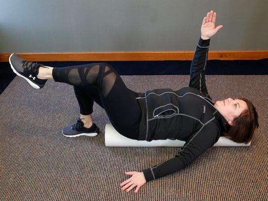 Cheryl Mashack, exercise physiologist for Moreland