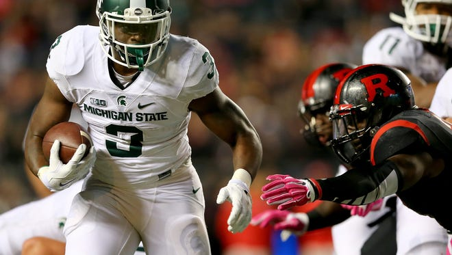 Last time MSU played at Rutgers, it escaped with a pivotal 31-24 victory during its 2015 Big Ten championship run. Less is at stake this time, but there's plenty to lose.