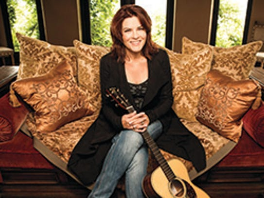 Roseanne Cash will perform this weekend in Wasuau at