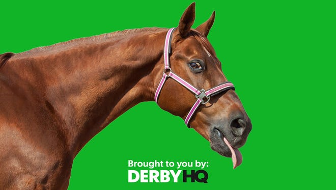What is your Kentucky Derby Horse Name.