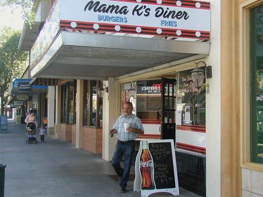 Mama K's Diner 1