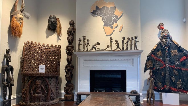 The Savannah African Art Museums reopening starting July 8.