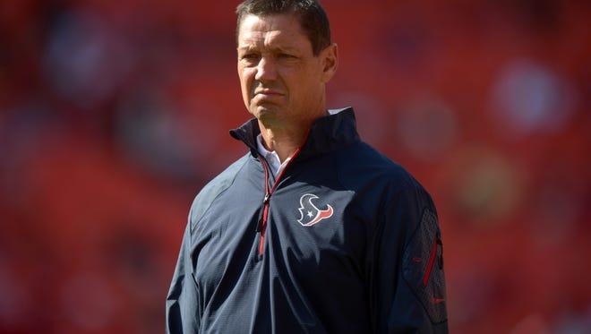Rick Dennison is the Bills new offensive coordinator.