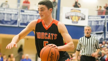BOYS' BASKETBALL Behind Antonio Rizzuto's career-high 39 points, Northeastern rolls
