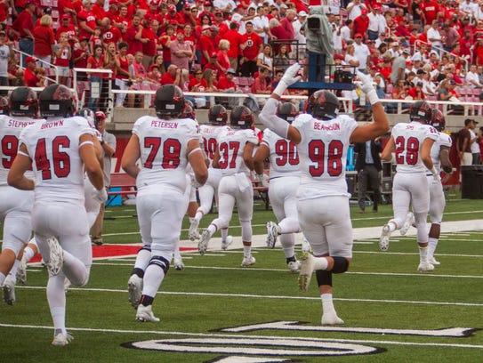 College football: Southern Utah Thunderbirds vs Utah