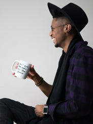 Quentin Allums, a 24-year-old personal branding consultant,