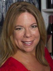 Wine columnist Gina Birch.