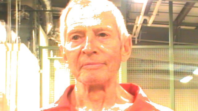 This booking photo provided by the Orleans Parish Sheriff's Office shows Robert Durst, after his Saturday, March 14, 2015 arrest in New Orleans on an extradition warrant to Los Angeles.