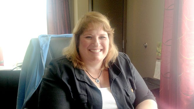Palmyra Public Library's Executive Director Karla Trout has resigned from her position to take the job of executive director of the Adams County Library System. Her last day at the Palmyra Public Library is June 2.