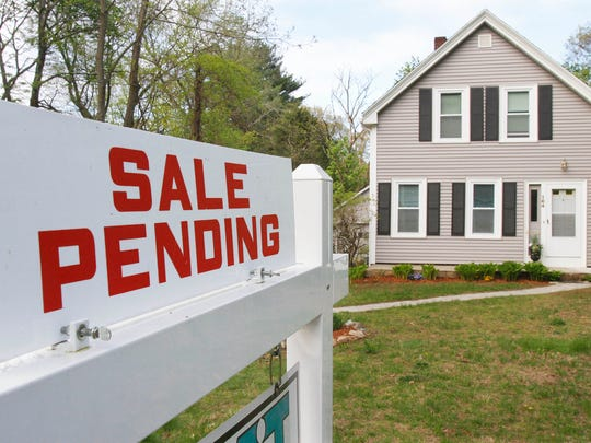Housing sales were up last month, as economy strengthens,
