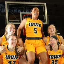 Here's what's new for 2017 Iowa women's basketball