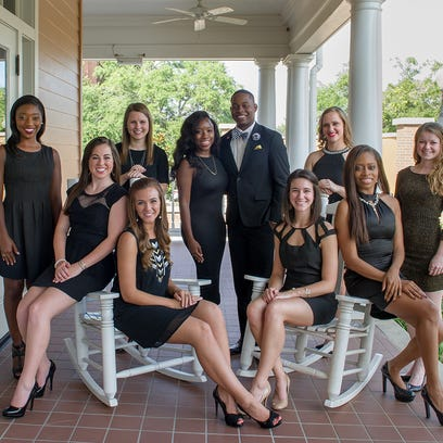 University of Southern Mississippi students selected